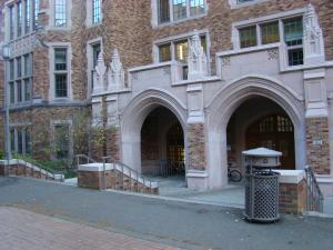 Sessions were held at Mary Gates Hall U of W